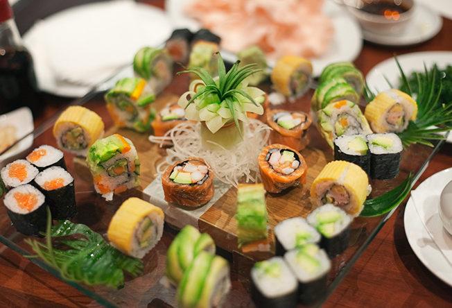 Cypern_sushi_dragon_restaurant_norra_cypern_magasinet