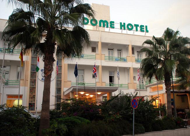 Dome_Hotel_North_Cyprus_Roman_pots_norra_cypern