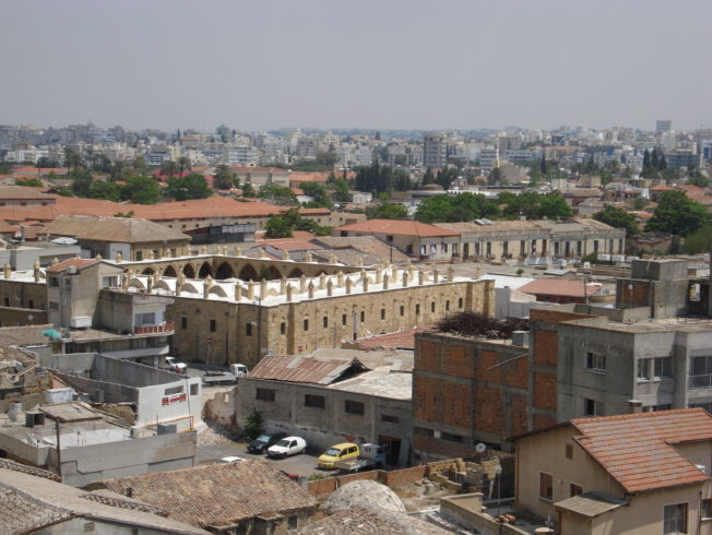 Nicosia_lefkosa_huvudstad_norra_cypern_