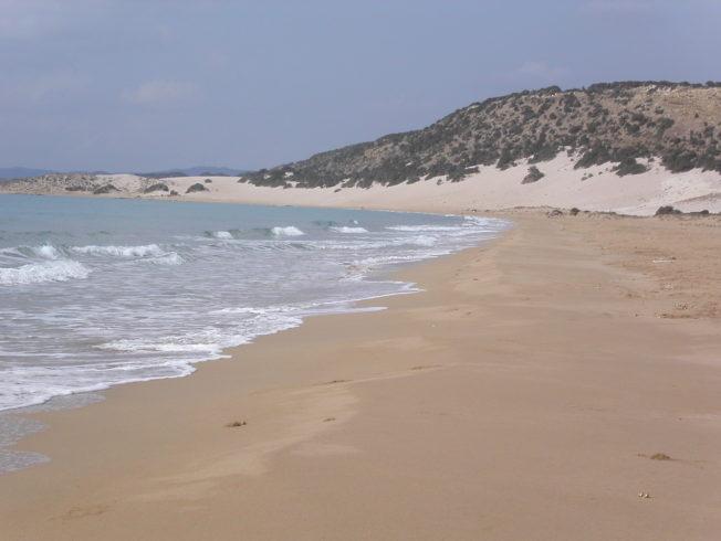 beach_strand_karpaz_norra_cypern
