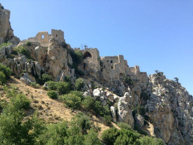 st_hilarion_tre_korsriddarborgar_norra_cypern