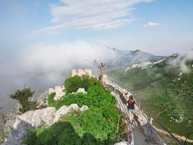 north_cyprus_Ruin_Castle_Slott_StHilarion_Kyrenia_6
