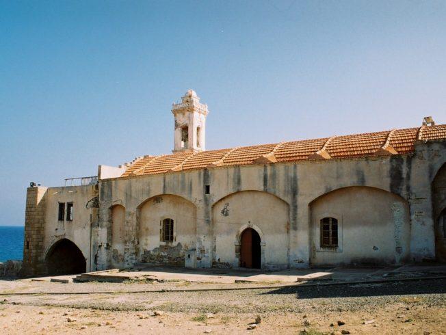 apostolos_andreas_signering_kontrakt_folk_kloster_norra_cypern_north_cyprus