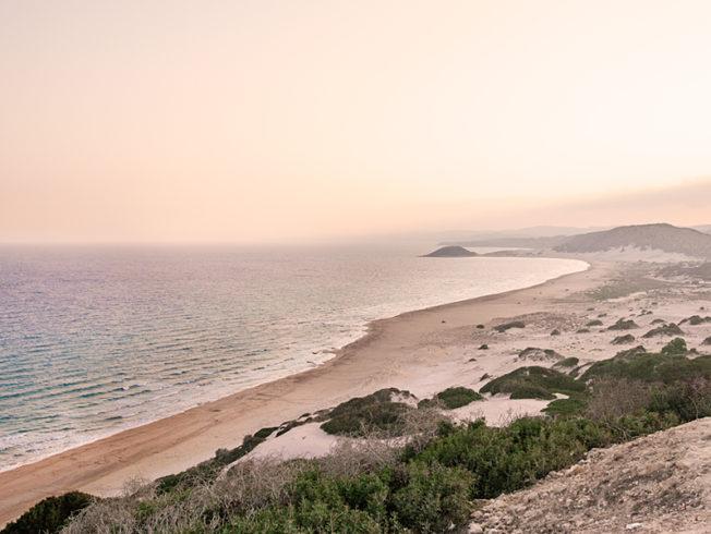 Golden Beach in Karpaz