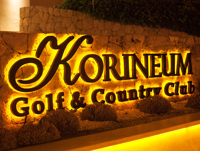 norra cypern Korineum Golf