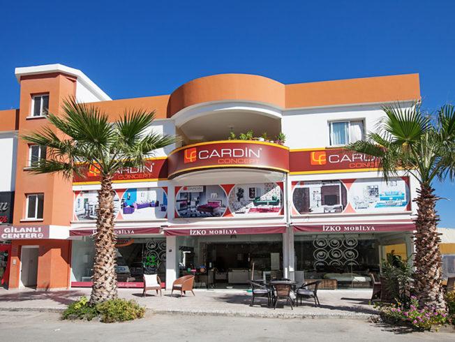 norra cypern möbler affär