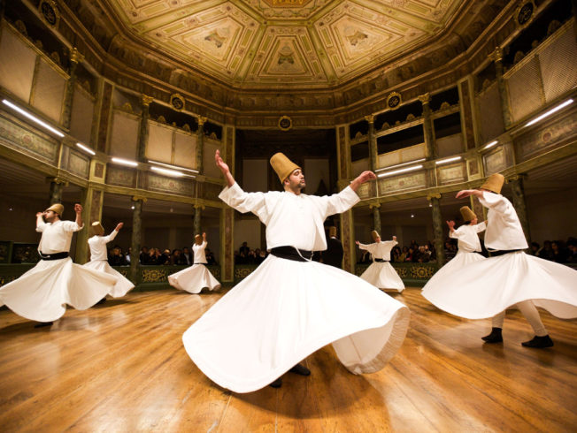 whirling-dervishes-north-cyprus-bellapais