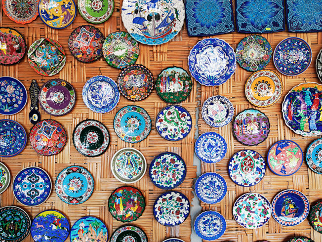 north-cyprus-colourful-plates