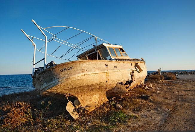 boat-north-cyprus
