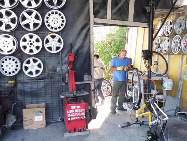 north-cyprus-lastik-bicyle-repair-workshop