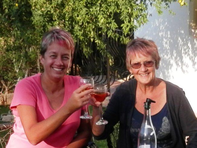 Carole and Sue