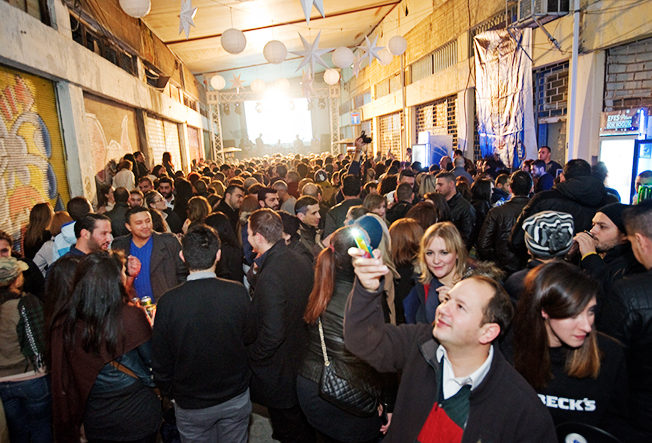north-cyprus-street-party-lots-of-people