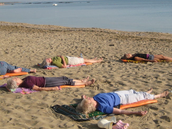 north-cyprus-yoga-course-on-the-beach