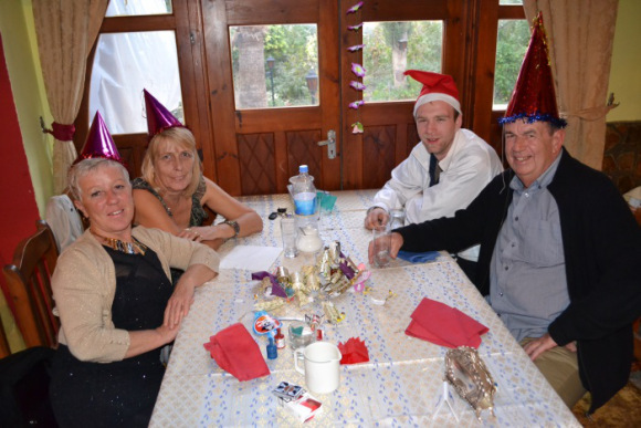 christmas-day-at-rafters-north-cyprus