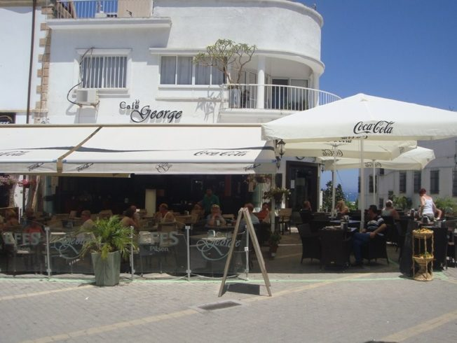 Cafe George