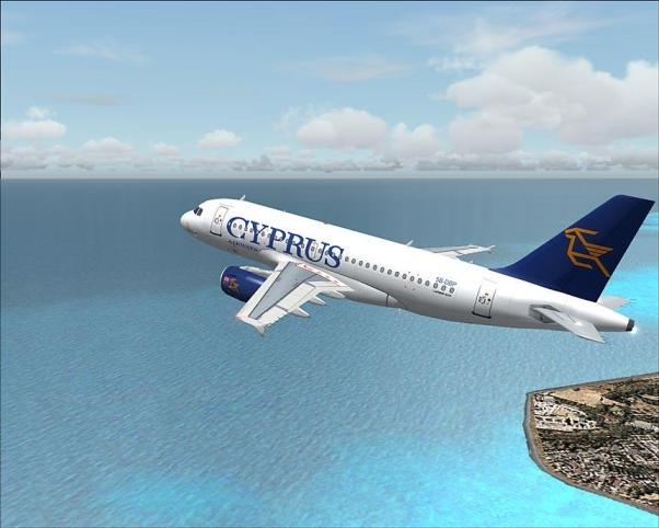 north-cyprus-cyprus-airways-plane-sea-sky