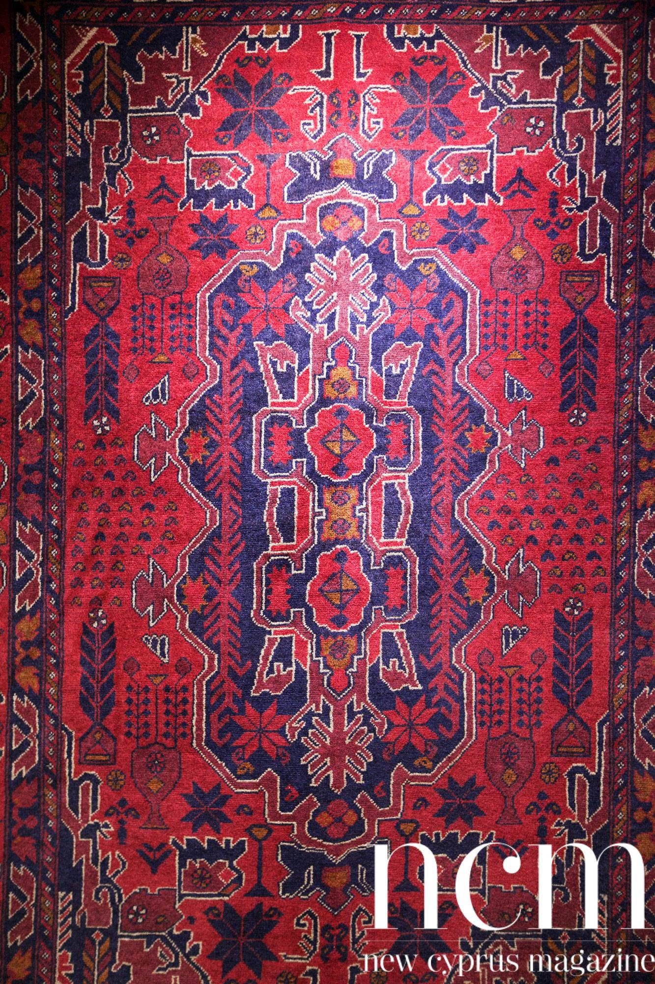 Orientalisk matthandlare Cypern