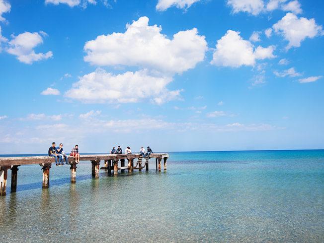 north-cyprus-2015-blue-sky-clouds-people