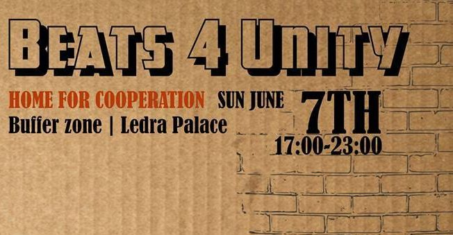 Beats-4-Unity-event-Home-For-Cooperation-poster