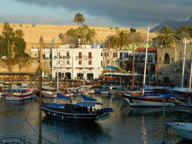North-Cyprus-Kyrenia-old-town-harbour