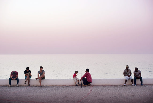 North-Cyprus-sea-sunset-harbour-fishermen-chill