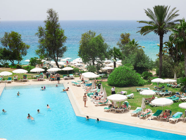 Cyprus-tourism-increase-2015-ayia-napa-hotel-pool
