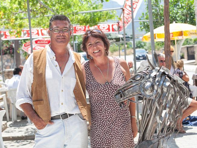 north-cyprus-The-Iron-Man-exhibition