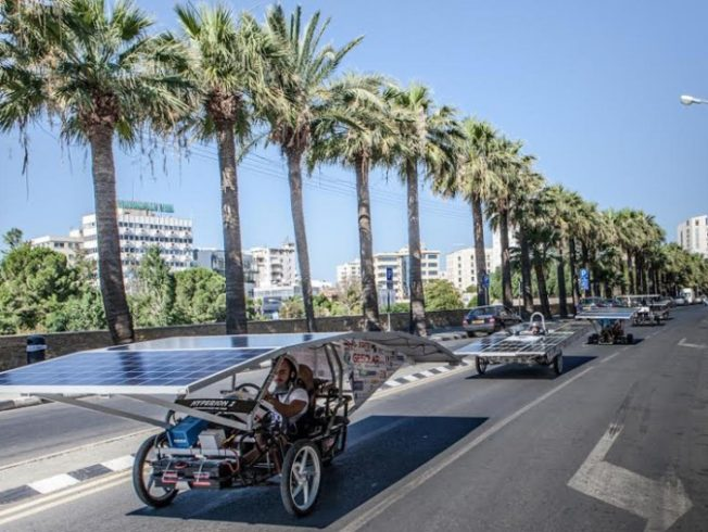 north-cyprus-solar-car-race-nicosia
