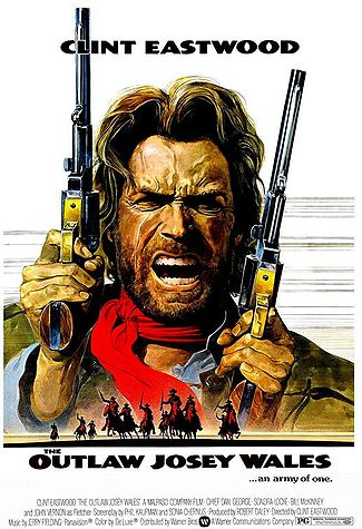 The-outlaw-josey-wales-Clint-Eastwood