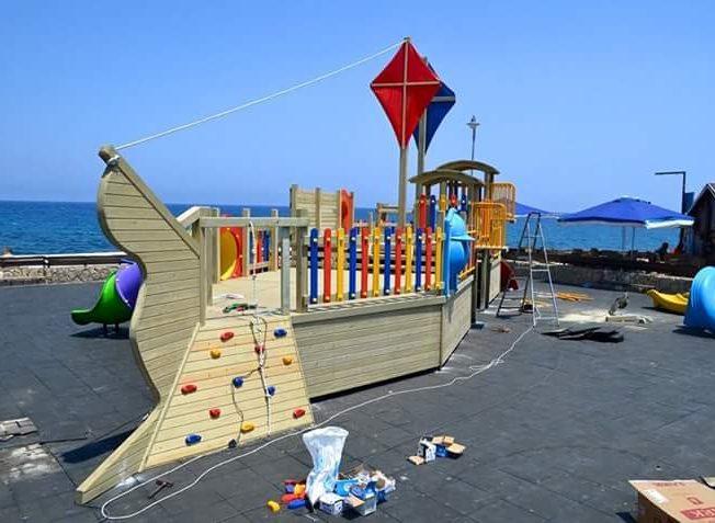 nautical-themed-childrens-playground-near-Girne-harbour