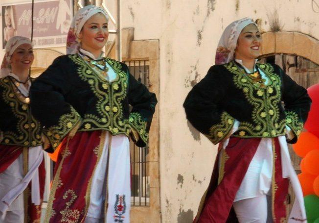 north-cyprus-Çamlibel-tomato-festival 2