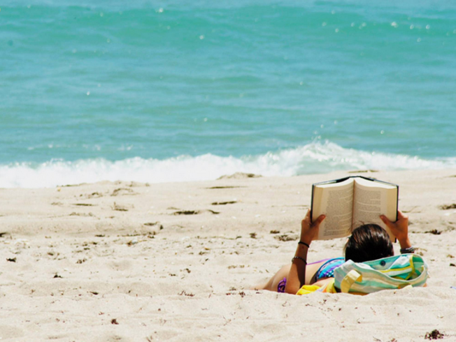 reading-on-beach-limassol-cyprus