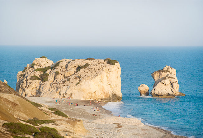 North-Cyprus-Paphos-Aphrodite-rock