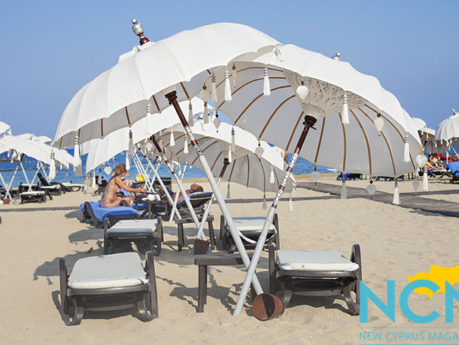 Northern-Cyprus-2015-Beach-Famagusta-beach-umbrella