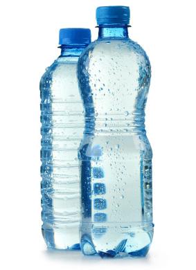 Pet-flaska-vatten