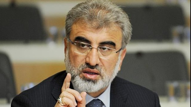 Taner-Yildiz-Turkish-energy-minister
