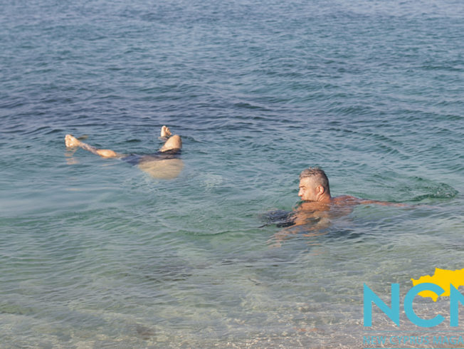 north-cyprus-man-swimming-bathing