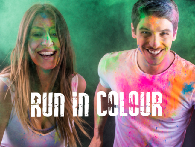 Run-in-colour-poster