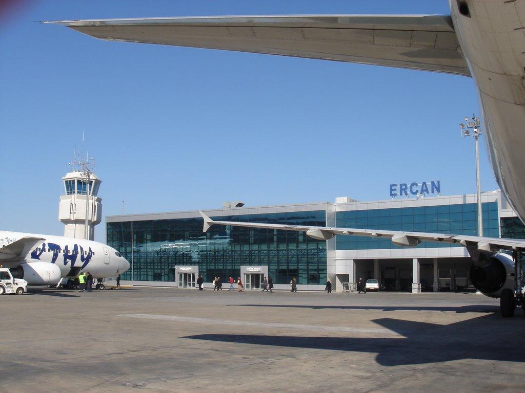ercan lufthavn cypern