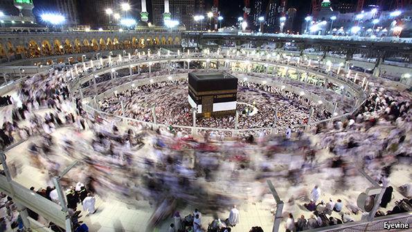TRNC muslims prepare for pilgrimage