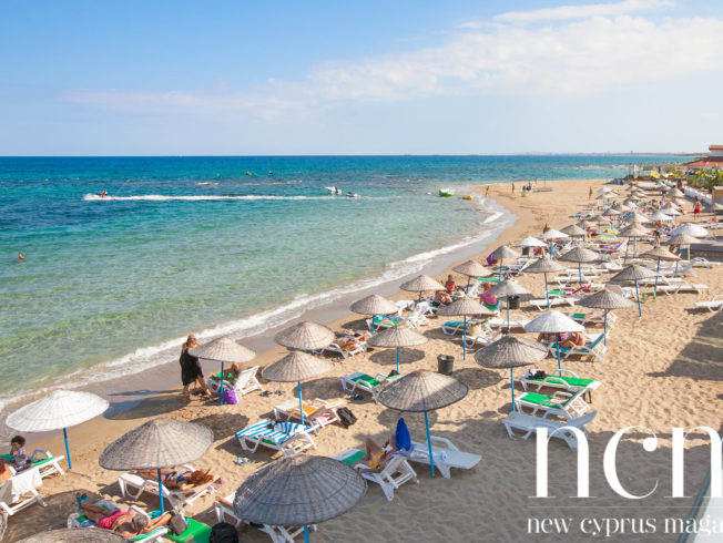 Kocareis beach