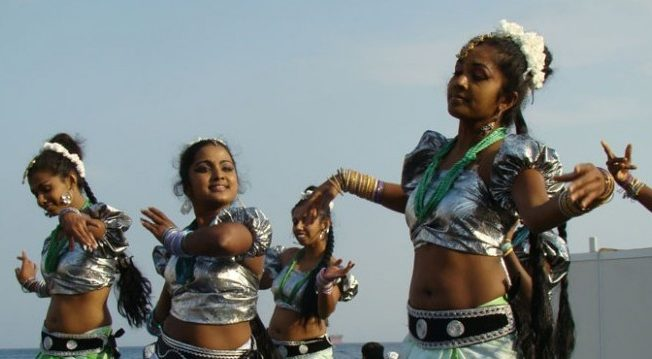 female-dancers-Annual-Rainbow-festival-Nicosia 2
