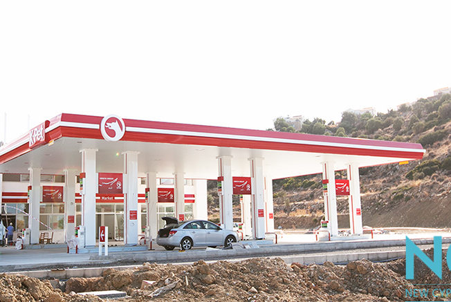 New petrol station in Esentepe is KPet