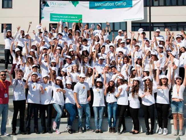 second-Junior-Achievement-Cyprus-event