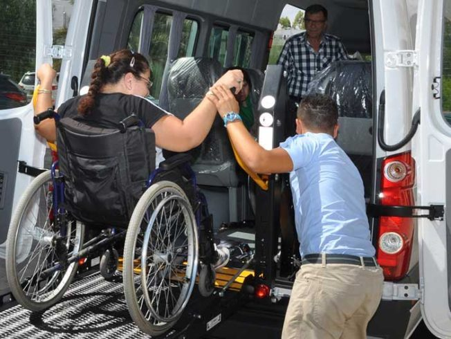 van-for-disabled-north-cyprus