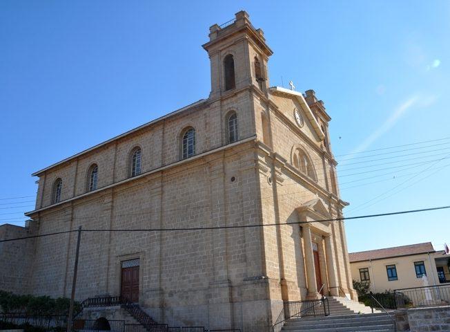 Kormakitis-st-george-church