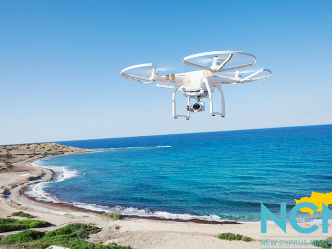drone-flying-north-cyprus