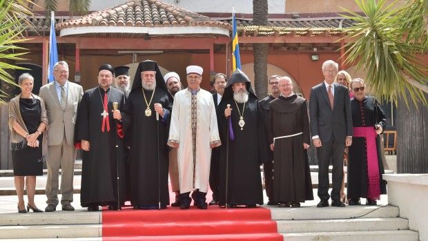 religious-meeting-cyprus-with-swedish-ministers