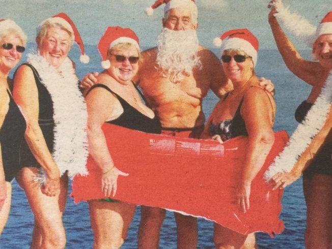 christmas-swim