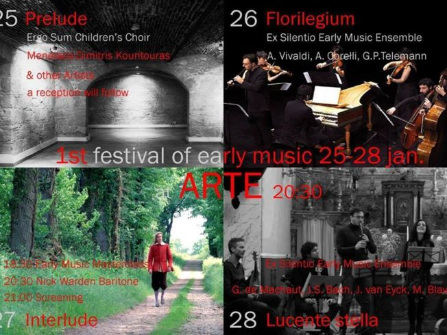 1st Festival of Early Music